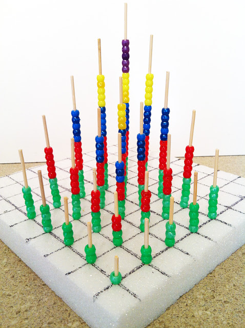 Multiplication tower