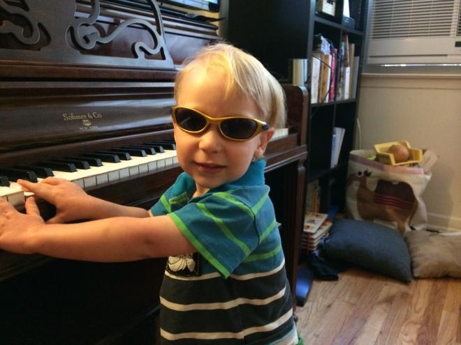 Timon, age 2